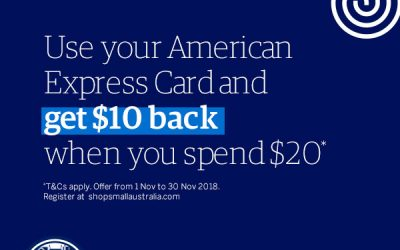 Amex card special