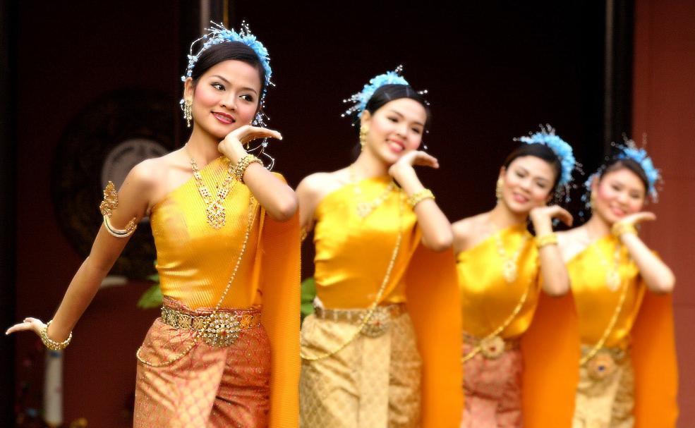 Traditional Thai Performance